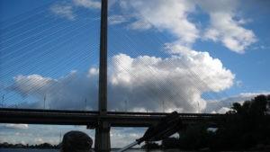 Южный мост с воды
